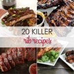 20 Killer Easy Rib Recipes