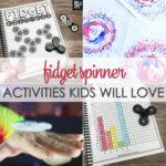 10 Fidget Spinner Activities