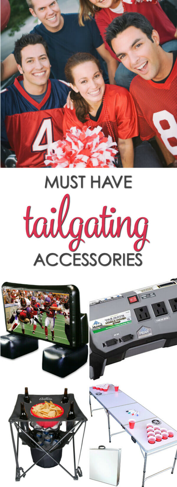 Must have tailgate party ideas to host an epic tailgating party