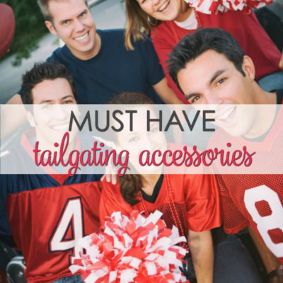 Must Have Tailgate Party Ideas