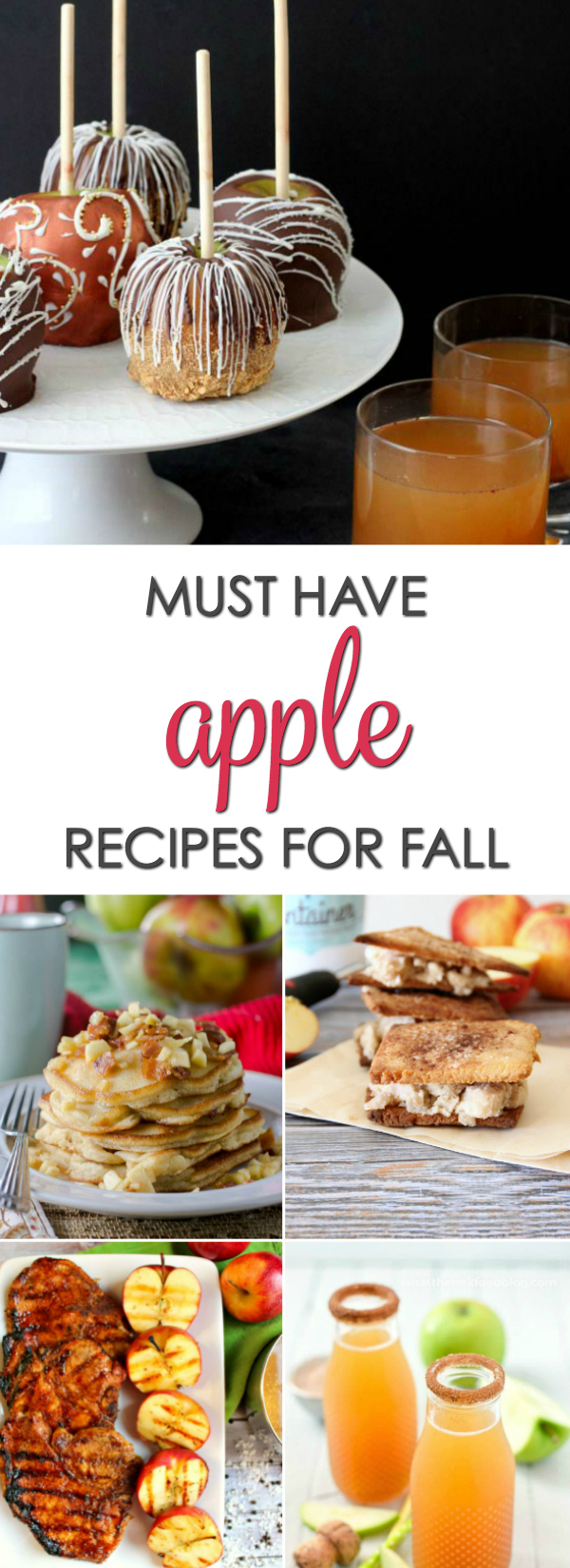 Must have fall apple recipes