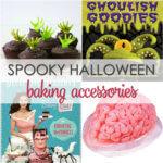 Halloween Baking Accessories