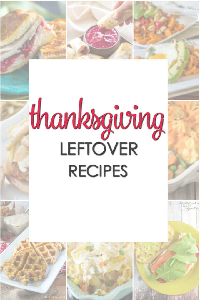 Here are15 clever and easy Thanksgiving leftover recipes. This will turn your best Thanksgiving recipes ever into completely new creations.