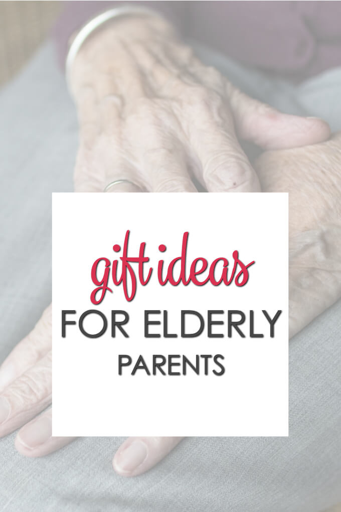 Not sure what to get older folks on your shopping list? Here are the Best Christmas Gifts for Elderly Parents.