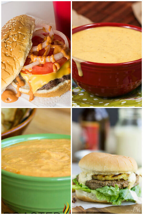 best hamburger sauce recipes