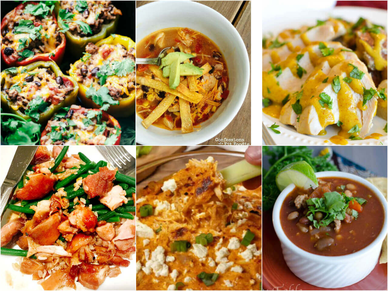 21 Day Fix Slow Cooker Recipes
