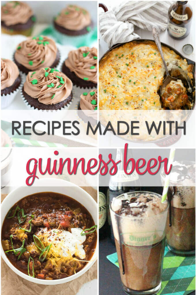 Guinness Stout Recipes