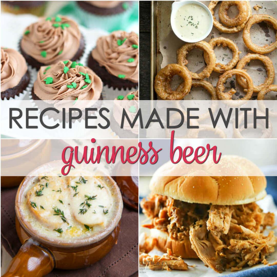 Guinness dessert recipes