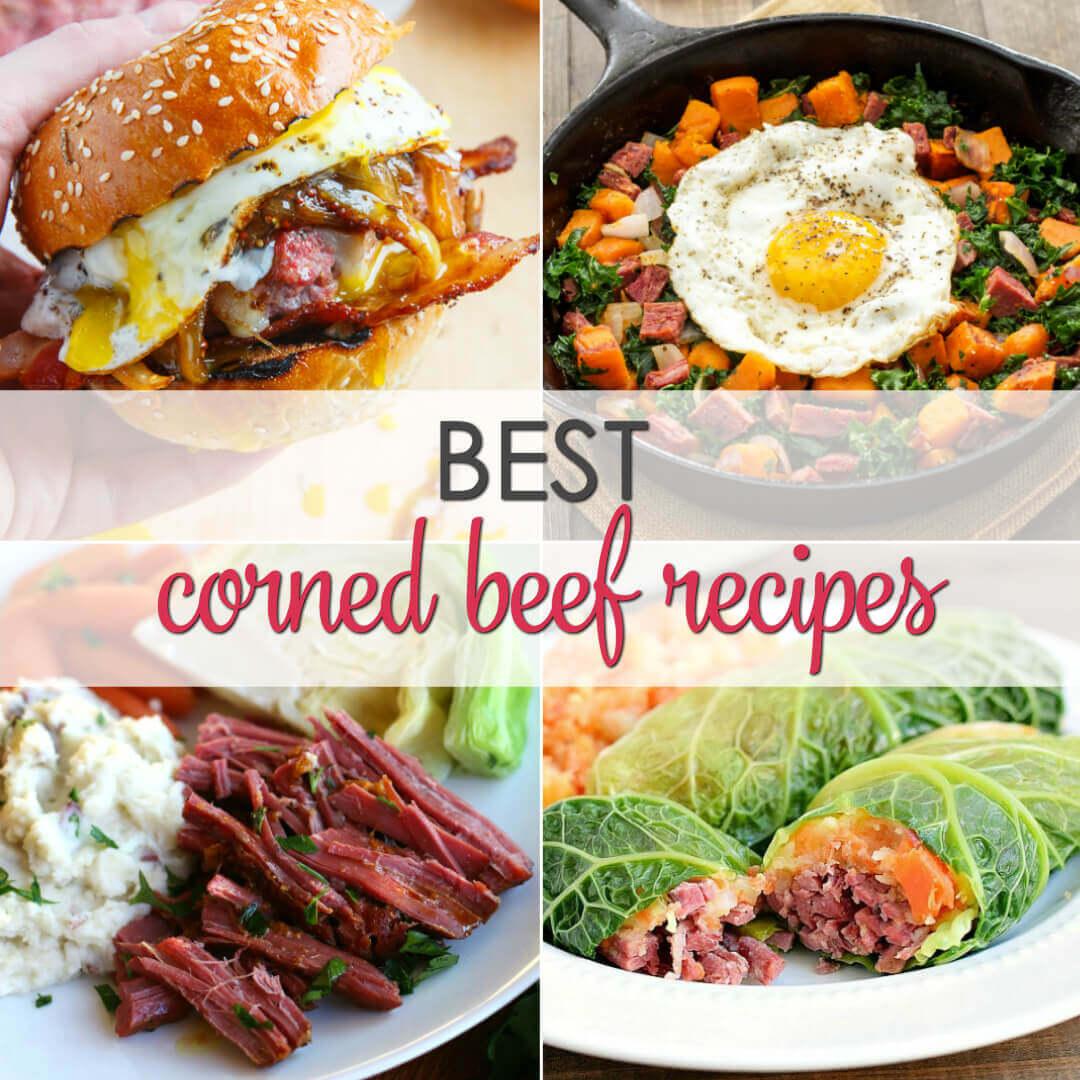 Corned Beef Crock Pot Recipe