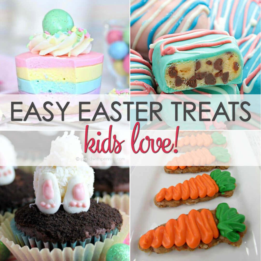 Easter Treat Recipes Kids