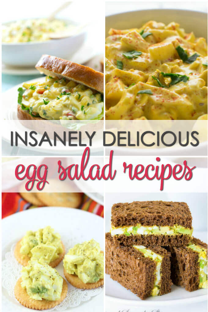 Old Fashioned Egg salad recipe