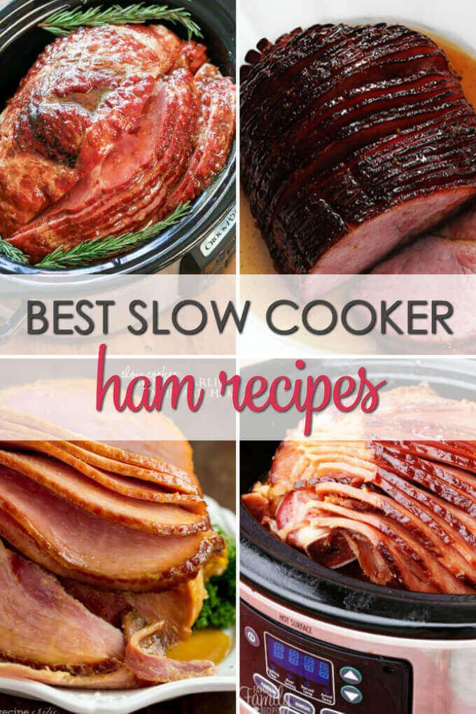 Slow Cooker Ham Recipes