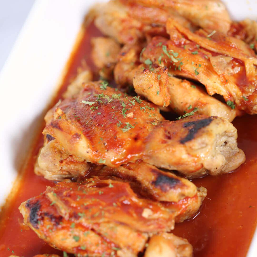 best sticky chicken recipe