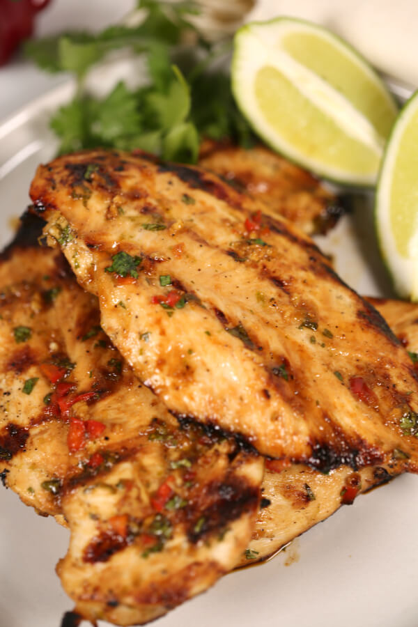 Cilantro Lime Chicken Marinade