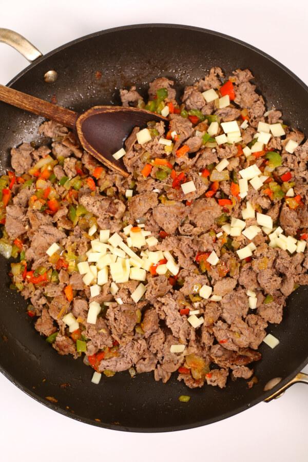 philly cheese steak recipe