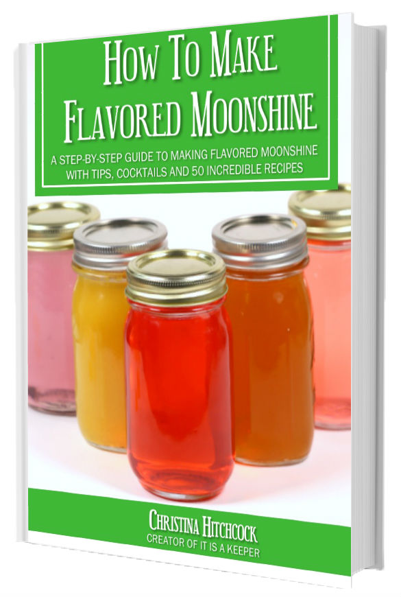 How to Make Flavored Moonshine recipe book