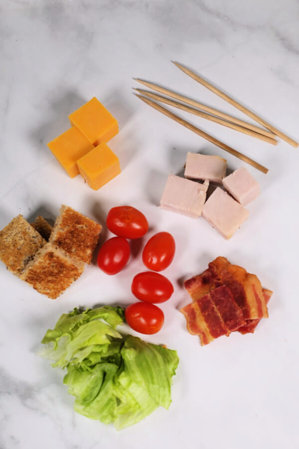 Turkey Club kabob recipes