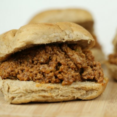 The Best Sloppy Joes Ever