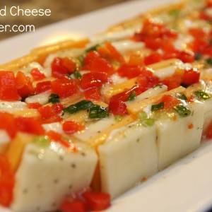 Marinated Cheese It's a Keeper