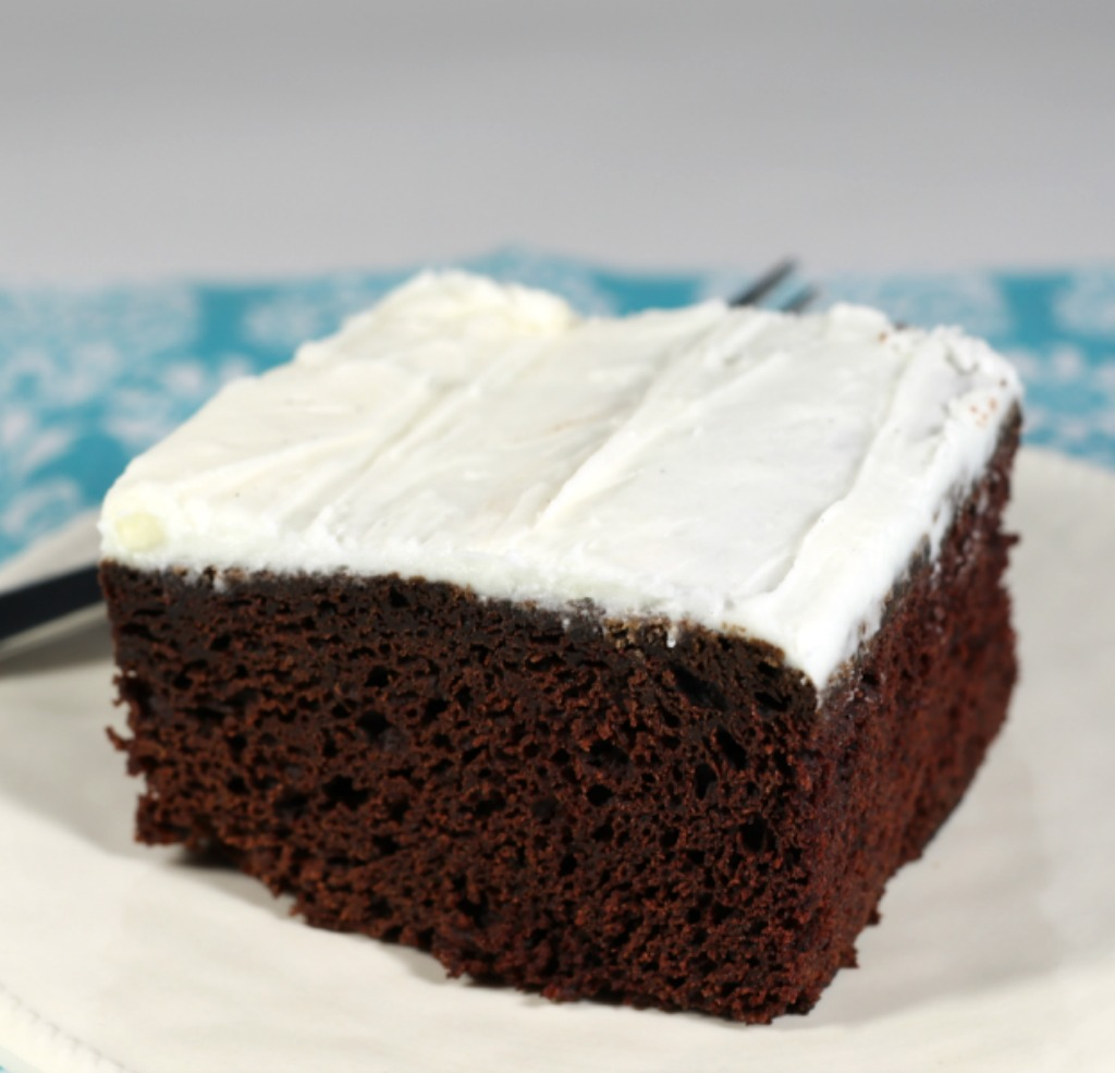 Basic Chocolate Cake Recipe