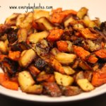 Roasted Vegetables – Provencal Style