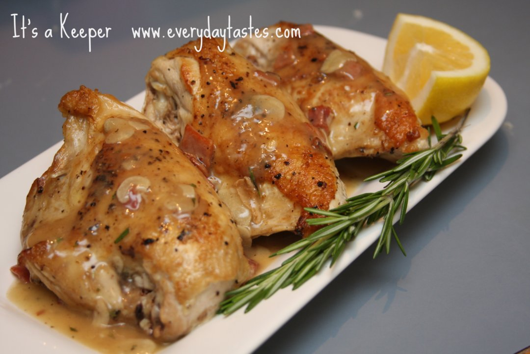 Chicken Canzanese America S Test Kitchen