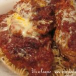 Slow Cooker Chicken Parm