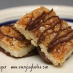 Homemade Girl Scout Cookies: Samoa Bars