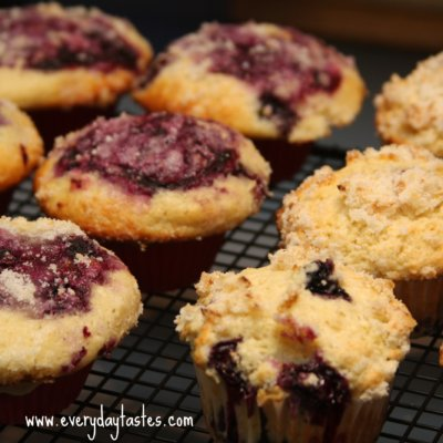 The Best Blueberry Muffin Recipe: A Taste-Off!