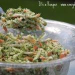 Creamy Broccoli Slaw