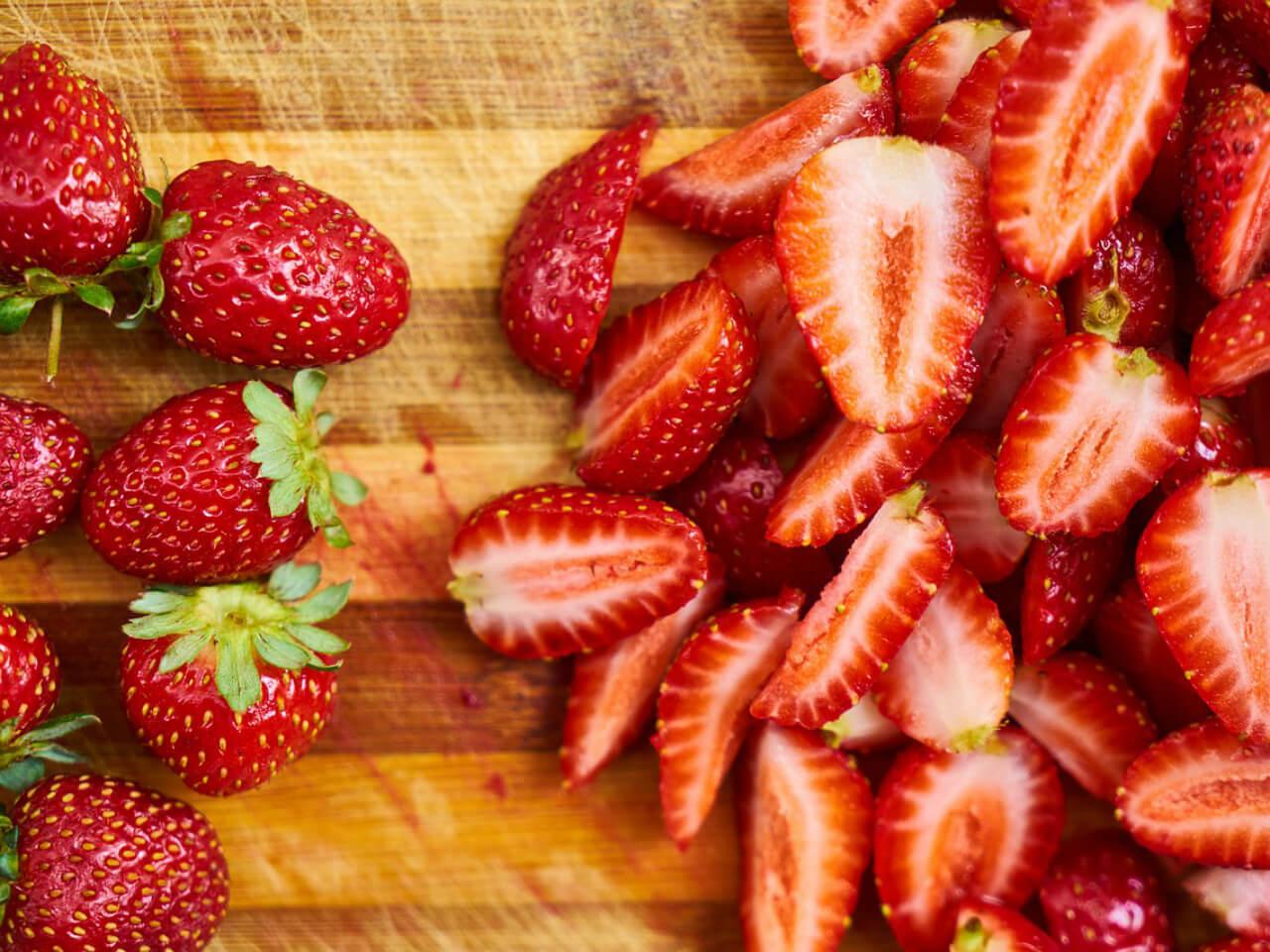 Strawberry Salad Poppyseed Dressing