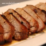 Seasoned Pork Tenderloin: A Super Fast Supper
