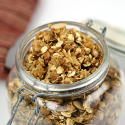 Best Ever Homemade Granola