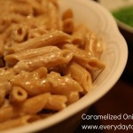 Caramelized Onion Penne