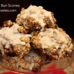 Cinnamon Bun Scones