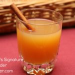 My Signature Mulled Cider