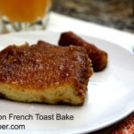 Caramelized French Toast Bake