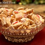 Elf Food (a.k.a. Peppermint Chex Mix)