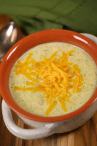 Best Broccoli Cheese Soup Recipe