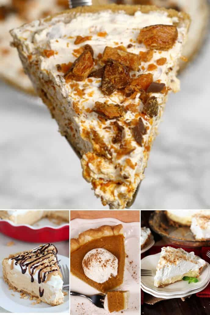 collection of easy pie recipes