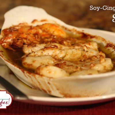 Soy Ginger Garlic Fish: An Easy Fish Recipe