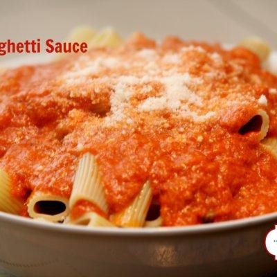 Jill's Easy Spaghetti Sauce