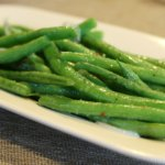 Italian Marinated Green Beans