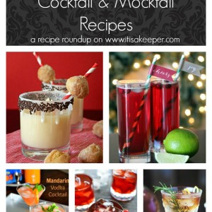 35+ Cocktail Recipes and Mocktail Recipes on It's a Keeper35+ Cocktail Recipes and Mocktail Recipes on It's a Keeper