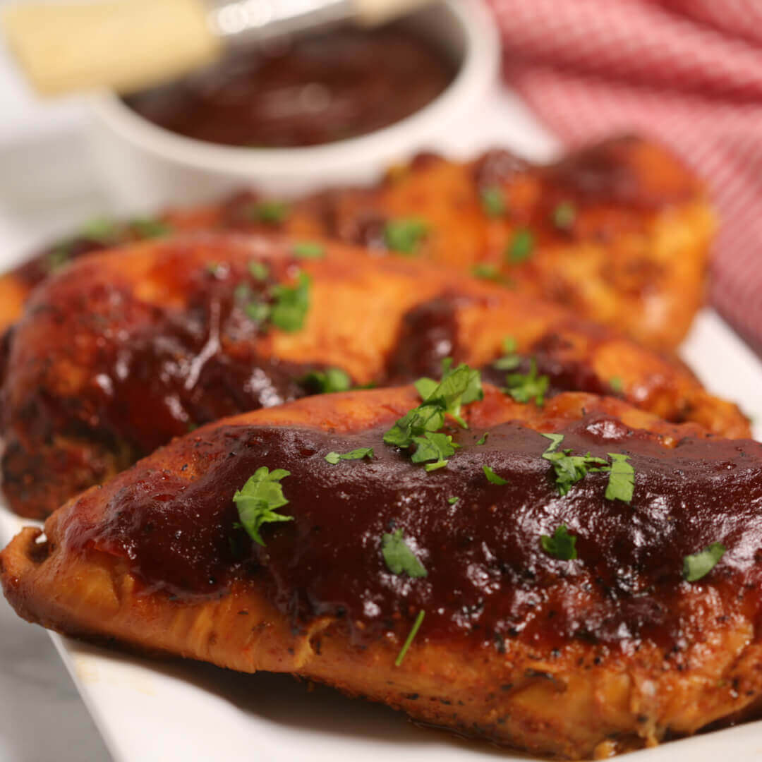 BBQ Chicken Slow Cooker