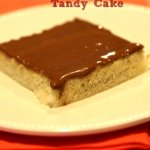 Peanut Butter Tandy Cake Recipe