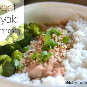 Easy Salmon Recipes Sweet Teriyaki Salmon
