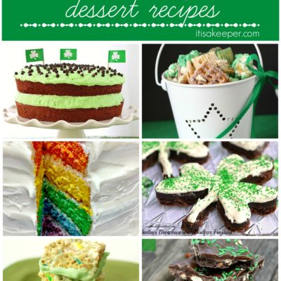 25 Saint Patricks Day Desserts