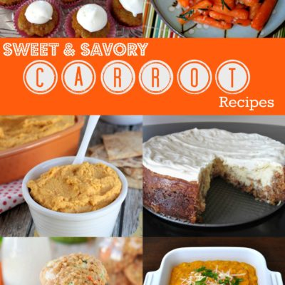 30+ Carrot Recipes