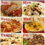 How to Meal Plan for busy families